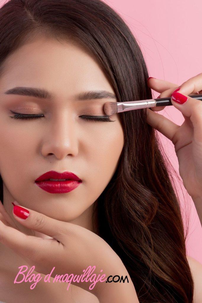 Tutorial De Maquillaje De Ojos Rosados Paso A Paso Con Imagenes